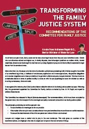 thumbnail of pdf: transfroming the family justice system
